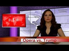 Real Fake News - Opera vs. Trump (Rossini Edition) - YouTube. OMG, this is very funny! We can laugh at something, at least!