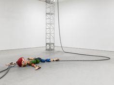 Eye Contact: Jordan Wolfson's High-Tech Sculpture