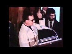 Salvador Allende (Chile)  El mejor discurso de la Historia. Universidad de Guadalajara (México - YouTube