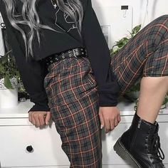 62 Ideas Fashion Punk Grunge For 2019 - my outfits. - Source by punkpinbaby de moda para niñas 2019 Grunge Outfits, 90s Fashion Grunge, Edgy Outfits, Retro Outfits, Vintage Outfits, Cool Outfits, Fashion Outfits, Grunge Clothes, Grunge Party Outfit