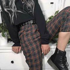62 Ideas Fashion Punk Grunge For 2019 - my outfits. - Source by punkpinbaby de moda para niñas 2019 Mode Grunge, Grunge Look, Grunge Style, 90s Grunge, Grunge Girl, Retro Outfits, Vintage Outfits, Cool Outfits, 90s Style Outfits