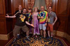 Disney Musings: Walt Disney World Buddy Trip 2016, Part 4 ; After Hours at the Magic Kingdom