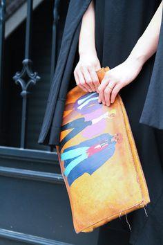 Brand:vintage  More photo at: http://www.fashionsnap.com/streetsnap/2012-05-11/15986/