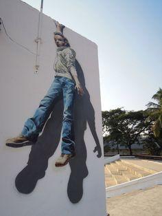 TASSO http://www.widewalls.ch/artist/tasso/  #graffiti #streetart #urbanart #streetart jd