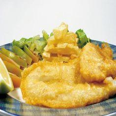 Ricetta Filetti di sogliola fritti