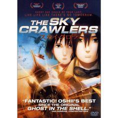 The Sky Crawlers (dvd_video)