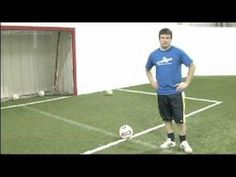 How to Play Indoor Soccer : Shooting in Indoor Soccer