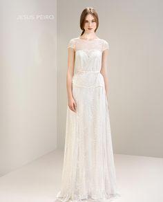 Vestido novia Jesús Peiró Ref.7059