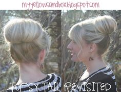 great hairstyle how-to's