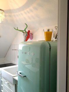 Smeg fridge!