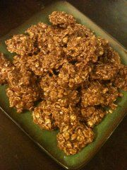 No Bake Lactation Cookies. You can double the flaxseed, do 4T brewers yeast, and use almond milk. Yummmm...