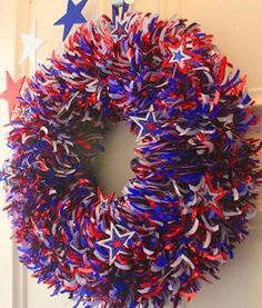 Independence Day Decorations - Decor for the Holidays  Free Pinterest E-Book Be a Master Pinner  http://pinterestperfection.gr8.com/