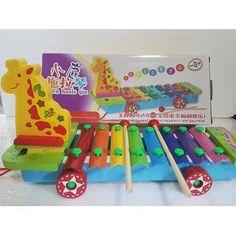 ซื้อ ขาย สินค้าสุดฮิต ราคาถูก AomAmm Toys ระนาดไม้ 8เส้น คุณภาพดี ราคาไม่แพง
