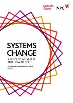 The hard reality of system interdependence is being brought directly into our homes and news feeds. Now is the time to bring systems change out of the clouds and into the mainstream. Theory Of Change, Systems Thinking, Innovation Lab, Complex Systems, Decision Making, Leadership, Foundation, Encouragement, Writing