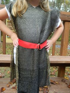 Hey, I found this really awesome Etsy listing at https://www.etsy.com/listing/165941779/knight-chainmail-tunic