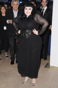 18 Fashion Rules From Beth Ditto