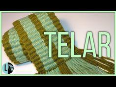Telar MAPUCHE · ABORIGEN Curso Express · Tejido llano / Liso + urdimbre en 8 + Tonon Lana Wolle - YouTube Loom Weaving, Youtube, Fingerless Gloves, Arm Warmers, Knit Crochet, Projects To Try, Lily, Knitting, Videos