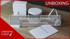 Vorstellung der Smart Camera von Azarton Teil 1 - Unboxing Planet Video News, Videos, Planets, Fiction, Video Clip