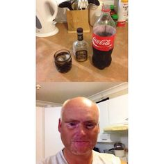 That's what I need - Scotch & Coke