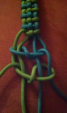 Paracord design