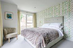 Bedroom in Plot 1
