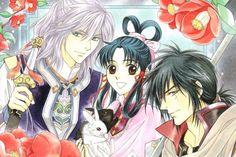 The Story Of Saiunkoku Me Me Me Anime, Anime Love, Anime Guys, Manga Anime, Anime Art, Saiunkoku Monogatari, Kawaii Potato, Anime Recommendations, Natsume Yuujinchou