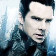 Benedict in Star Trek: Into The Darkness ❤ stop being so sexy!! - this is obviously someone elses description considering i'm a pine nut