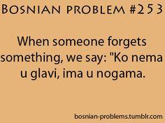 Hahaha Serbo Croatian, Serbian, Croatian Language, Bosnia, When Someone, Your Smile, Puns, Laughter, Haha
