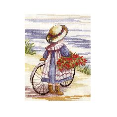 Stitcherywood All Our Yesterdays Flowers For Home Cross Stitch Kit