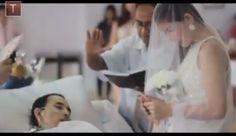 CHOCANTE: Jovem morre 10 horas depois do seu casamento - Rirlowcost
