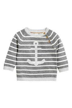 Jersey de punto de algodón | H&M