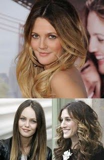 Ombré hair...getting this done Tuesday!