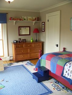 Bedroom Funny Colourful Kids Room Presenting Brown Wooden Cabinet, Picture  Frame Plus White Door. Mixed With Red Piece Oil Rubbed Bronze Buf. Part 57