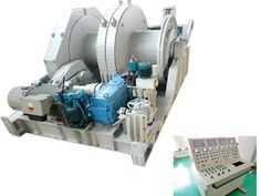 Ellsen provides various kinds of marine drum winches. Double Drum Marine Winch without Warping Head: http://ellsenmarinewinches.com/marine-drum-winch/.