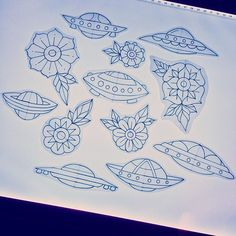 Tattoo design, sketches, artwork and tattoo art BY AMY TENENBAUM…
