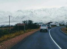 Cold Front, Chilly Weather, Winter Wonderland, South Africa, Cape, Snow, Instagram, Mantle, Cabo