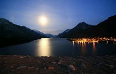 Waterton National Park is a treasure to be seen.