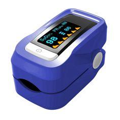 BANGPHY OLED SpO2 HR Fingertip Pulse Oximeter Digital Blood Oxygen Heart Rate Meter Monitor at Banggood