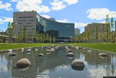 Cleveland Clinic. Cleveland, Ohio. Worked here as a nurse.