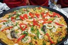 """¡Competencia amistosa! Revive todo lo que sucedió durante el #evento """"Paella Pa'Ellos"""", presentado por Sal!, @ #PuertoRicoOpen: http://www.sal.pr/2013/03/11/competencia-amistosa-entre-amantes-de-la-paella/"""