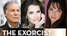 Breaking News: Brooke Shields & Richard Chamberlain to Star in Premiere of THE EXORCIST at Geffen Playhouse; Full Cast Announced!