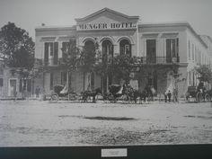 The Menger Hotel in San Antonio, Texas