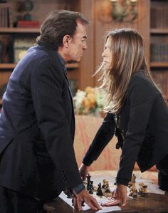Andre becomes suspicious of Hope.  Week of 1/11/16 Photos from Days of our Lives on NBC.com