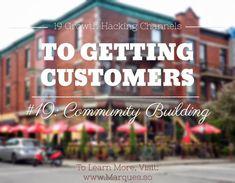 The Marketing, Digital Marketing, Marketing Definition, Number 19, What Is Digital, Brand Promotion, Growth Hacking, Community Building, Digital Media