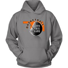 OSU Basketball Love This Game Hoodie