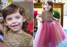Baile da Duda: filha de Henri Castelli comemora 2 anos com uma festa de princesa