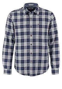 LODY - Hemd - blue padded overshirt HilF Denim