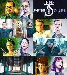 Catching Fire Photos - Hunger Games - Peeta - Katniss - etc