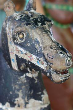Carousel Horse, Rennes, Paris, Ile-de-France, France by Flickmor on Flickr