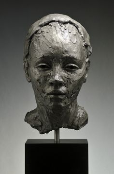 An Original #Sculpture by #LionelSmit #bronze #southafricanartist For more please visit www.finearts.co.za